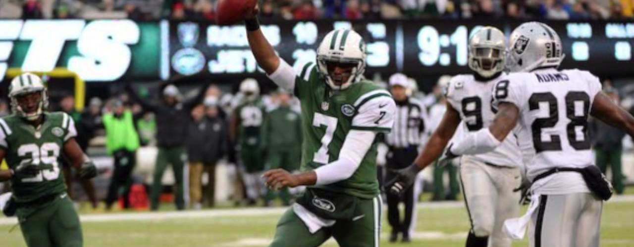 New York Jets Quarterback Geno Smith -Player Profile
